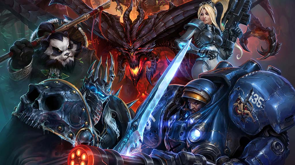 Heroes of the Storm – A casual vihar