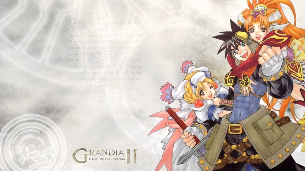 Grandia II – A Dreamcast fénykorából