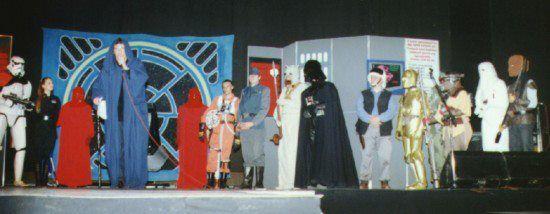 Klubműsor 1998-ból.