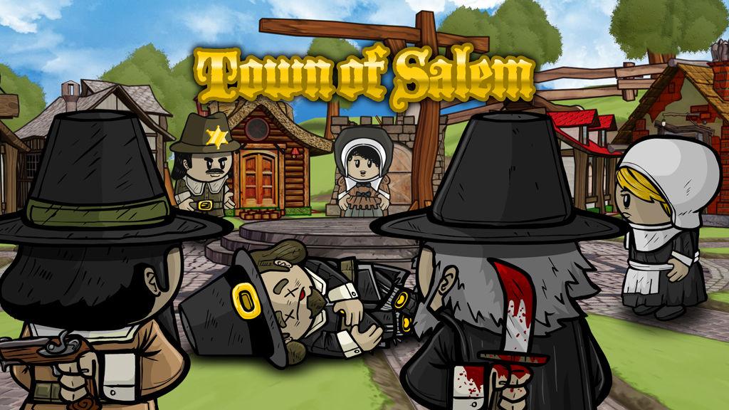 Town of Salem – Akaszd fel a barátaidat!