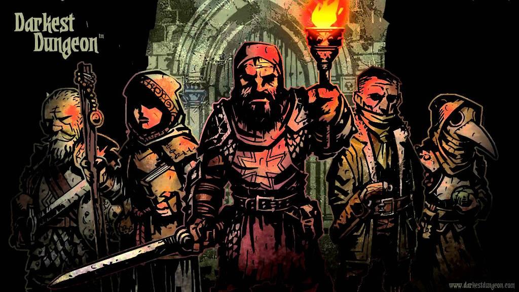 Darkest Dungeon: egyszer mindenki meghal