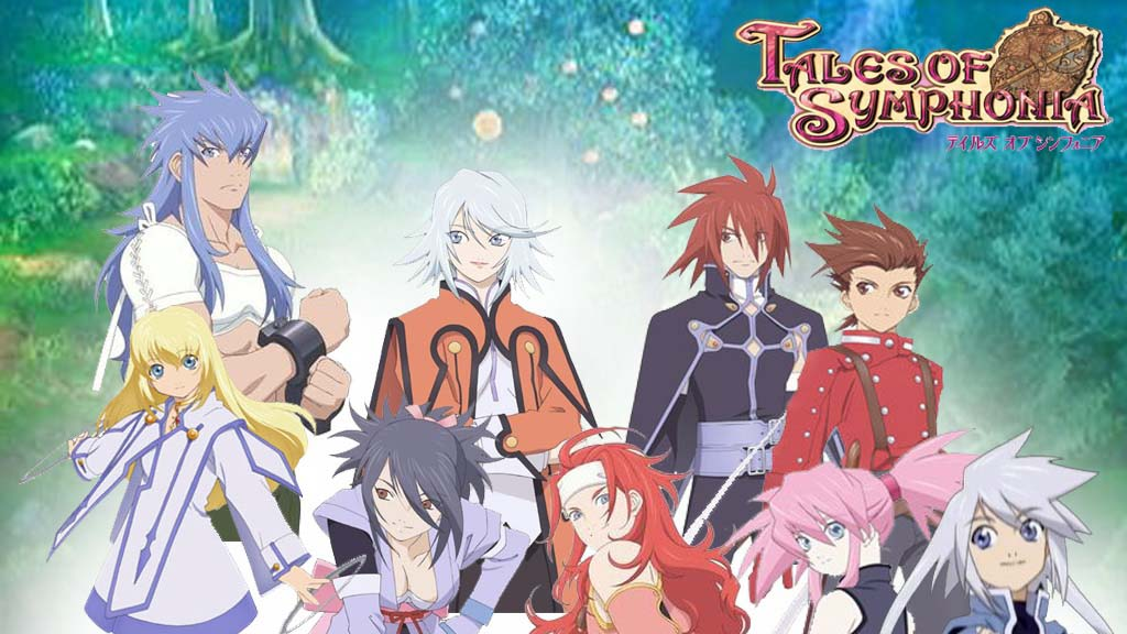 Tales of Symphonia – PC-re is!