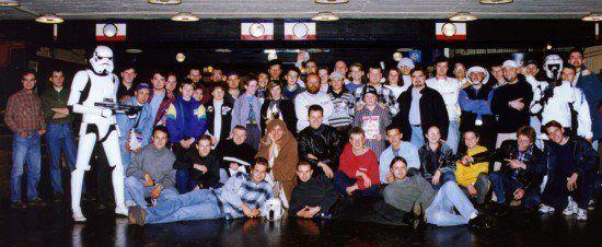 A klub első születésnapja 1997-ben.