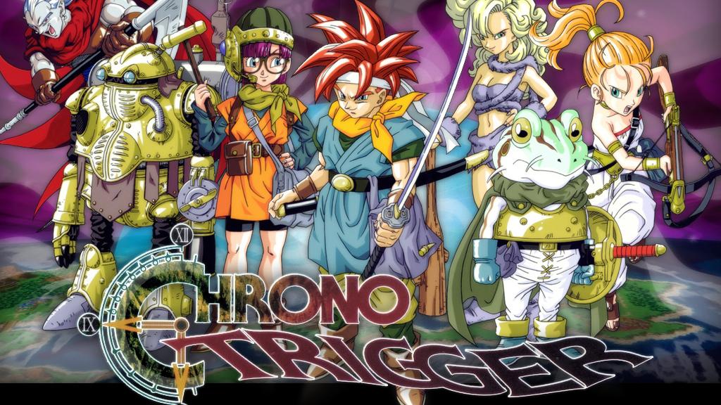 Retro Game – Chrono Trigger