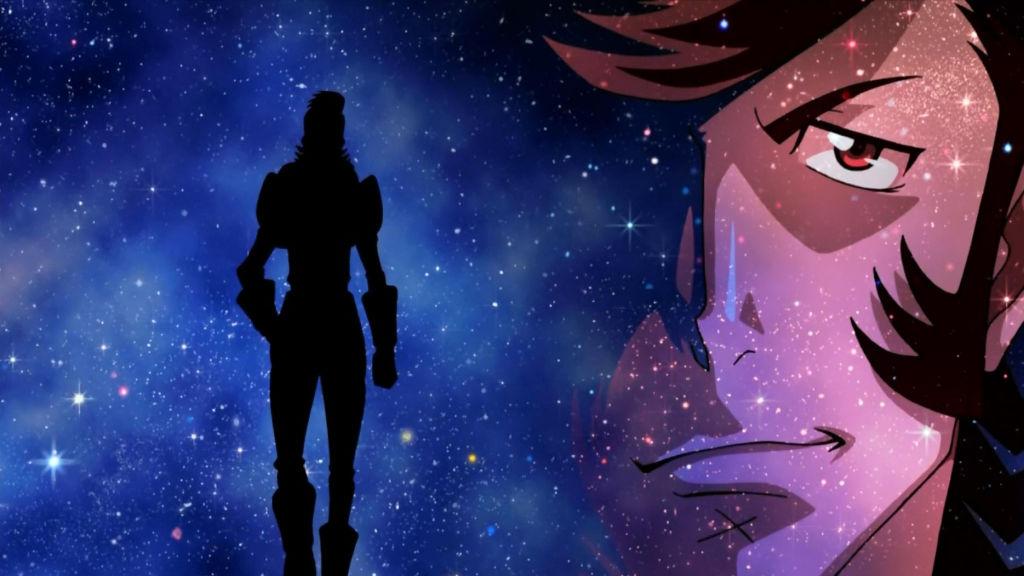 Johnny Bravo az űrben – Space Dandy kritika