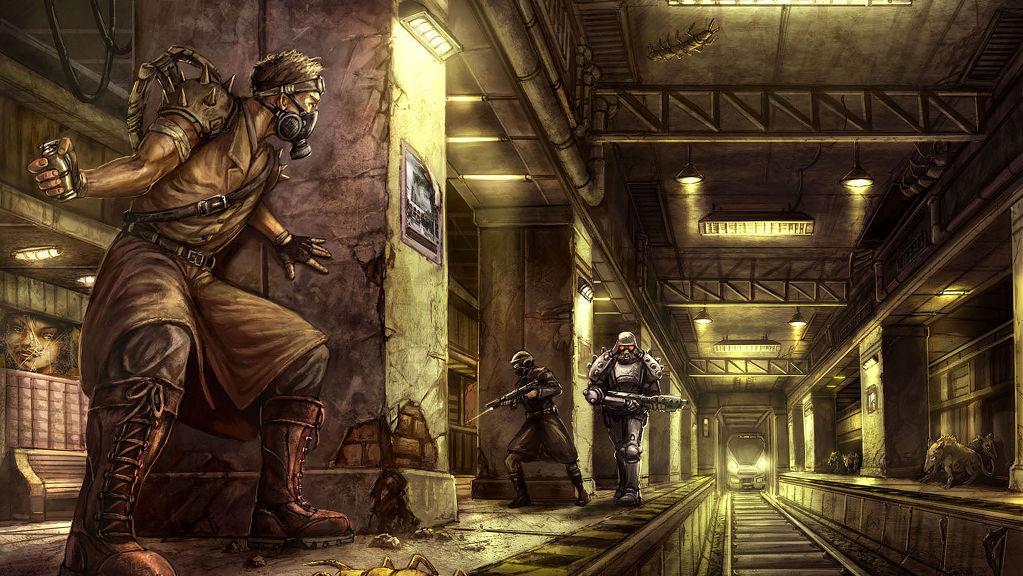 UnderRail - metróból ötös