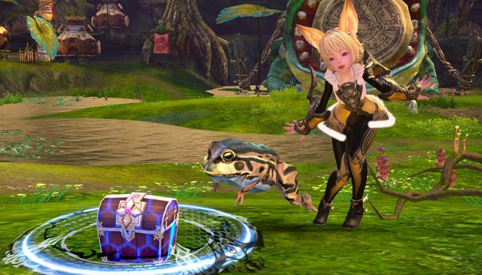 Nézd, Breki! A kedves vaddisznó itt hagyta a kincsesládáját!