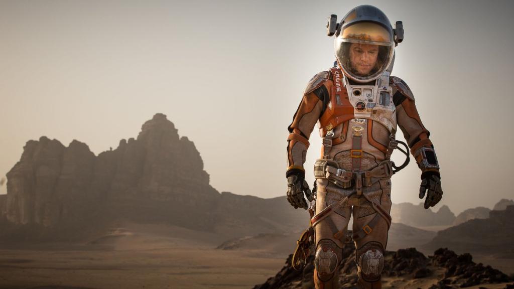Robinson a Marson – Mentőexpedíció kritika